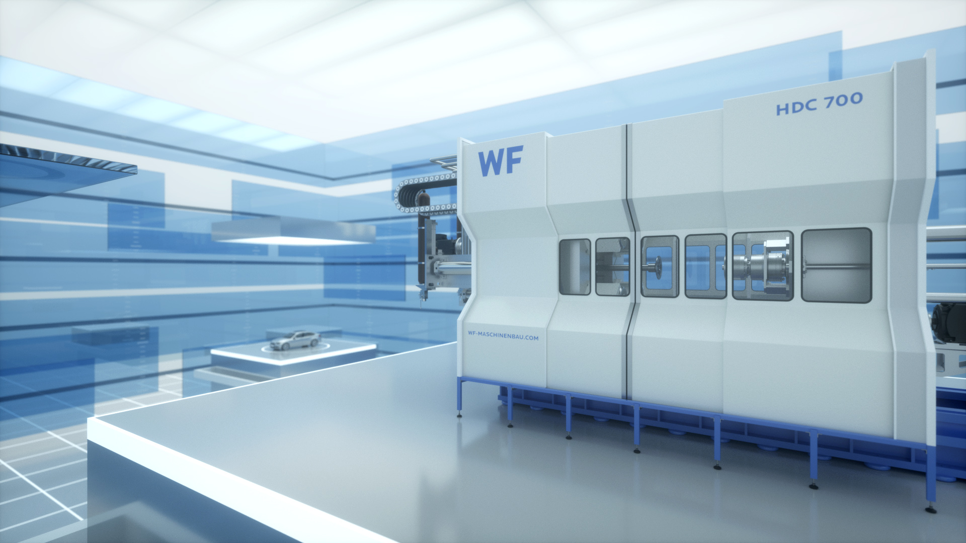 WF HDC 700